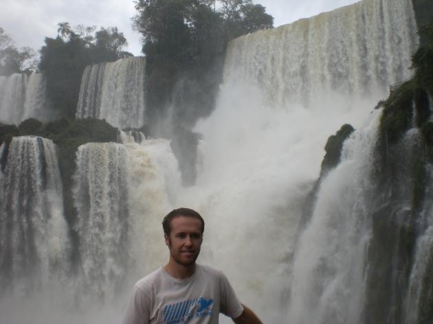 Lower Path at Iguazu