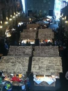 Christmas market in Graz, Austria